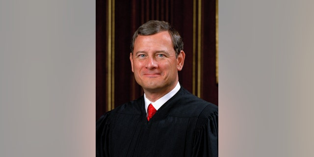 Official portrait of U.S. Supreme Court Chief Justice John G. Roberts. The chief justice wrote an opinion for the court Wednesday that was a blow to union power in California.