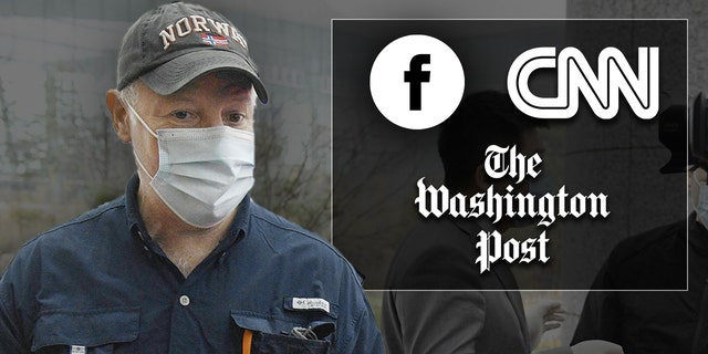 Peter Daszak was featured in media fact-checks knocking down the Wuhan lab-leak theory.
