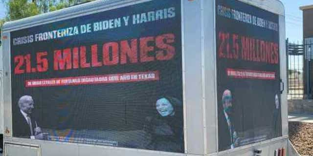 The ads were also published in Spanish
