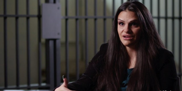 Christa Richello, a former prison psychologist.