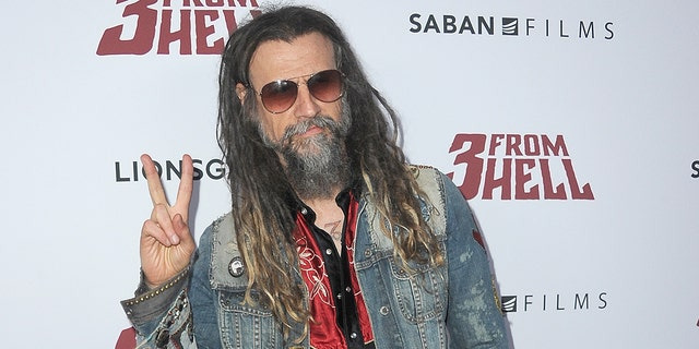 Rob Zombie confirmed he'll be directing a 'Munsters' movie.