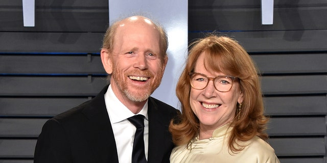 Ron Howard celebrated his 46th wedding anniversary with his wife Cheryl with a sweet Instagram tribute.  (Foto di John Shearer / Getty Images)