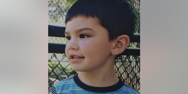 Aiden Leos, 6, was killed in a road rage shooting last month.