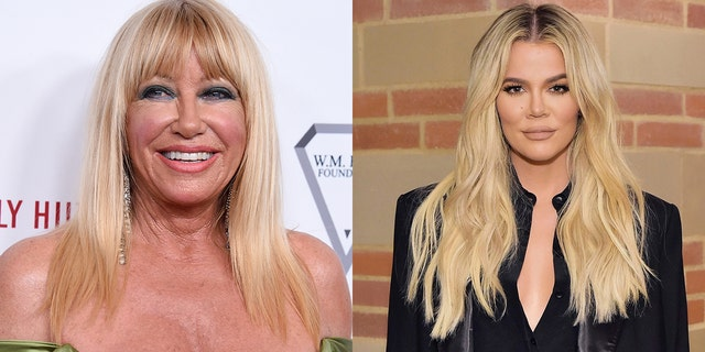 Suzanne Somers on gifting Khloé Kardashian a signed ThighMaster: She 'should see where it all started'.jpg