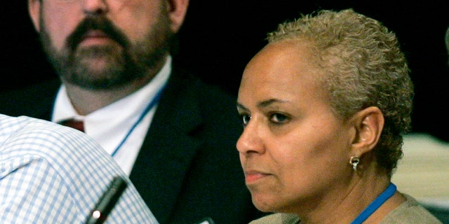"""Tina Flournoy, Vice President Harris' chief of staff, worked to """"kill"""" Medicaid liability bills while she was an executive at Philip Morris."""