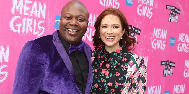 Ellie Kemper's 'Unbreakable Kimmy Schmidt' co-star Tituss Burgess shares his support amid controversy.jpg