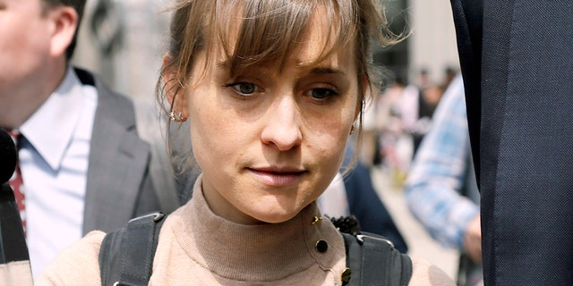 Allison Mack was sentenced to three years in prison on Wednesday for her role in NXIVM.