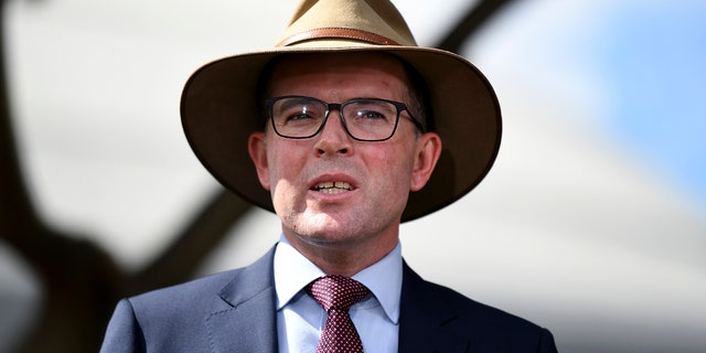 June 21, 2021: New South Wales Minister for Agriculture Adam Marshall, who had not had a dose of vaccine, said he was the only one among four government colleagues who dined together at a Sydney pizza restaurant on June 21, 2021 to become infected.