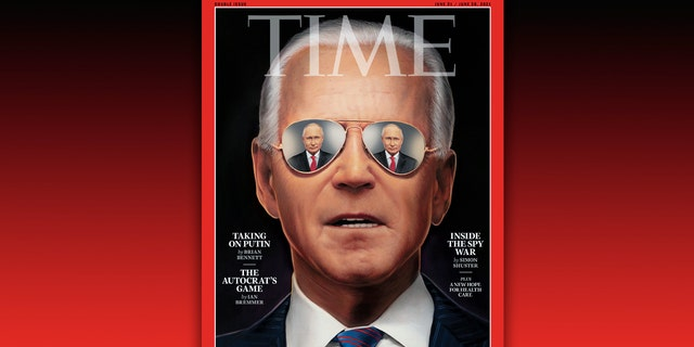 TIME releases a new cover story on the upcoming summit between President Biden and Russian President Vladimir Putin in Geneva on June 16.
