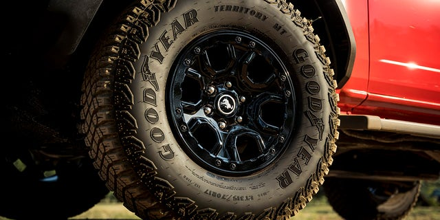 Goodyear Wranglers? Nothing to see here.