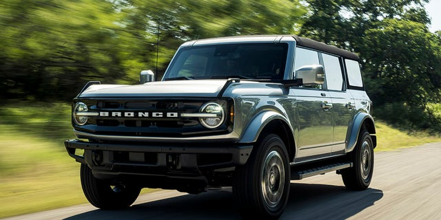 The 2021 Ford Bronco is the first model to use the name in 25 years.