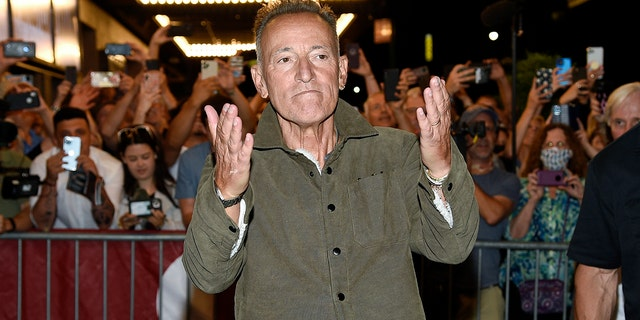 A long standing debate about a Bruce Springsteen song has been settled by his manager.