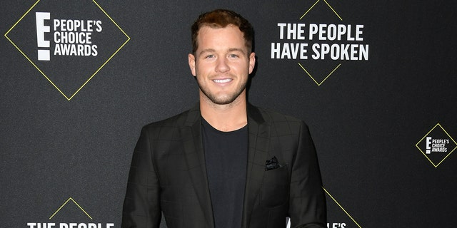Colton Underwood received a PPP loan for his foundation.