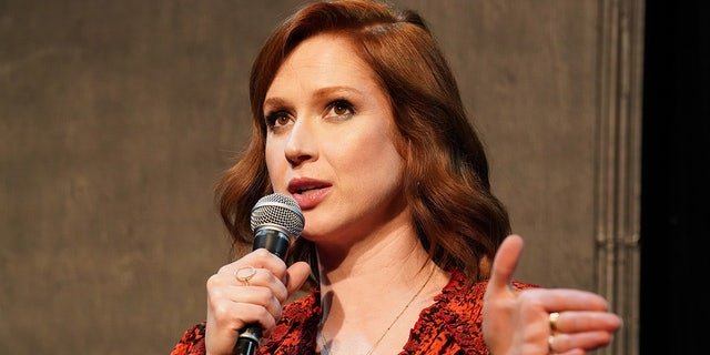 Ellie Kemper issued an apology for participating in the Veiled Prophet Ball.