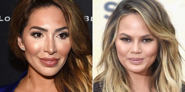 Farrah Abraham posted a lengthy response to Chrissy Teigen's apology on Tuesday, hinting that she believes the 'Cravings' cookbook atuhor has acted like a hypocrite.