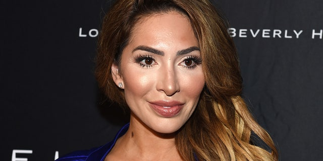 TV personality Farrah Abraham rose to fame on MTV's '16 and Pregnant.'