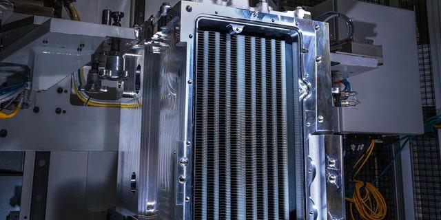 GM está desarrollando su sistema Hydrotec para una variedad de aplicaciones.