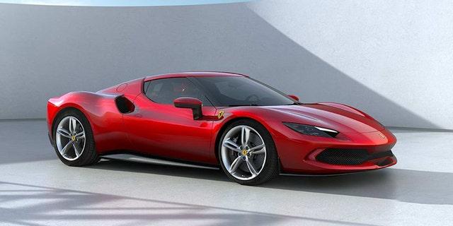 Ferrari 296 GTB supercar revealed with unusual V6 engine
