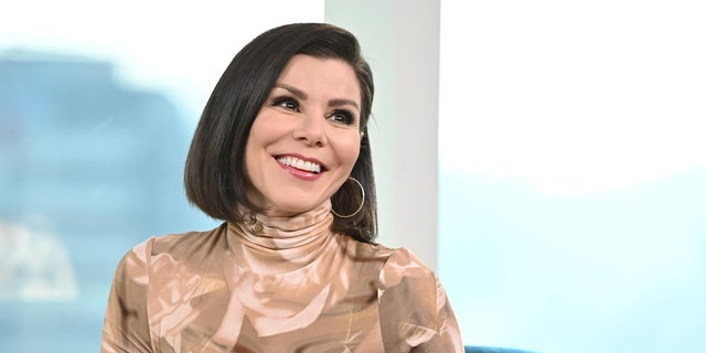Heather Dubrow returns to 'The Real Housewives of Orange County.'