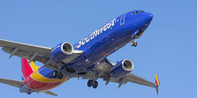 The incident occurred on a Southwest Airlines flight that was operating out of Dallas Love Field in Texas on Wednesday afternoon.