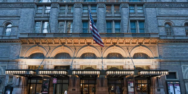 Carnegie Hall in New York City was founded in 1889 by Andrew Carnegie, an American industrialist and philanthropist who pioneered the steel industry in the late 19th century. (iStock)