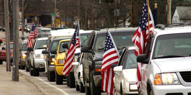 """""""Thursday and Friday afternoon before the holiday will likely be the busiest times on the road, but things should still be relatively quiet Wednesday, if you're able to leave earlier in the week,"""" AAA spokesperson Julie Hallwrote to Fox News. (iStock)"""