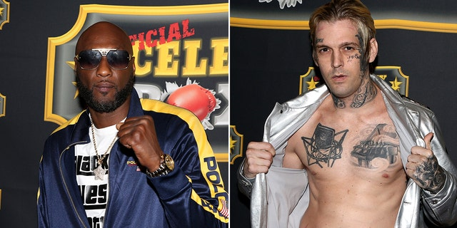 Lamar Odom knocks out Aaron Carter in celebrity boxing match.jpg