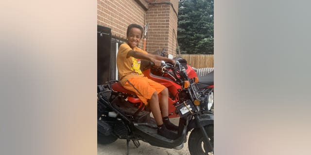 Witnesses told investigators that bystanders lifted the vehicle off Caleb and a woman pulled him to safety, police said.