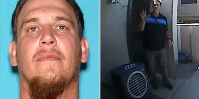 Crook was wanted for aggravated assault on an officer, theft of an emergency vehicle and other charges, police said.