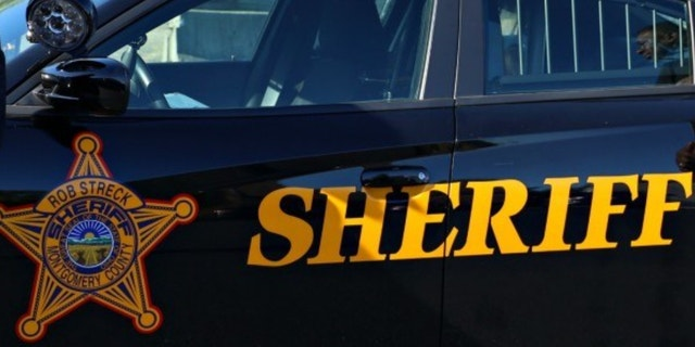A SWAT standoff in southwestern Ohio ended Wednesday after a man accused of kidnapping three people was forced out of a motel room with tear gas, Montgomery County Sheriff Rob Streck said.