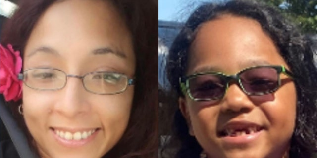 The missing tubers were identified as Teresa Villano, 30, and Isiah Crawford, 7, both of Eden, North Carolina, authorities said. (Rockingham County Sheriff's Office)