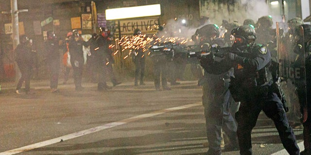 Portland cops quit riot team after officer charged with assault of photographer