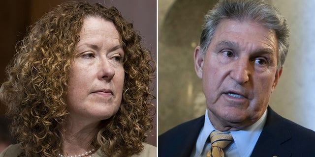 Manchin pressured to oppose Biden BLM nominee Stone-Manning linked to eco-terrorist plot