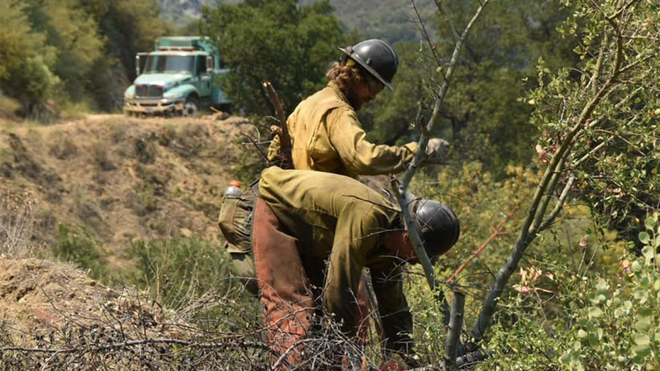 California's Willow Fire only keeps growing as inland blaze shuts down Mt. Whitney trailhead
