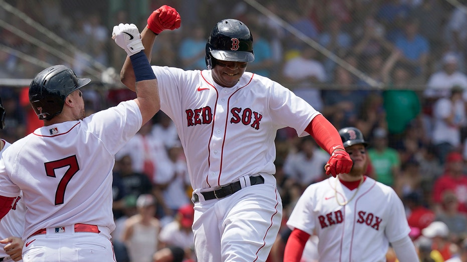 Red Sox hammer Cole, rout Yanks 9-2 for another 3-game sweep