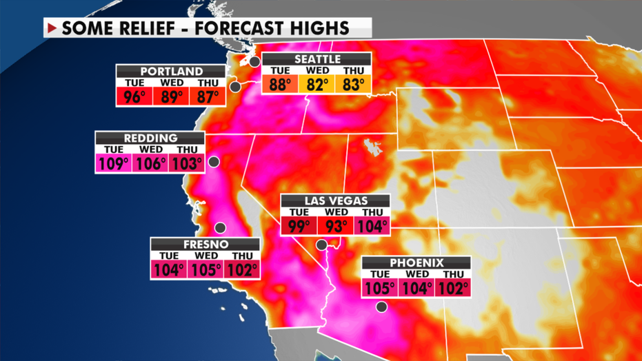 Extreme heat lingers in Northwest following record-high temperatures