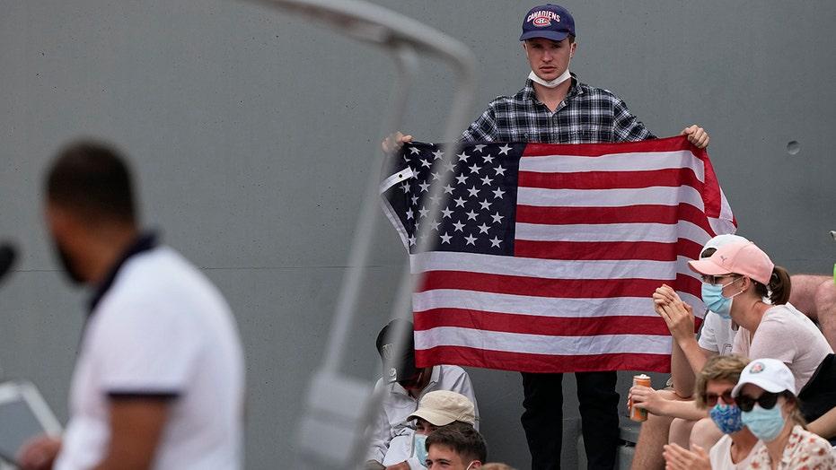 'Beats all of us losing': 4 US men, 8 women still in French