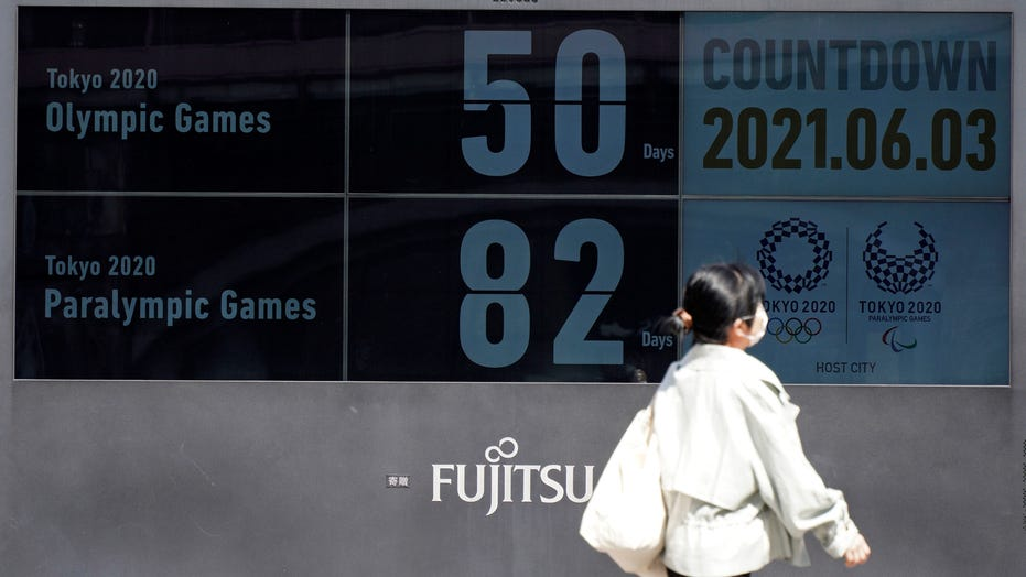 10,000 volunteers drop out; Tokyo Olympics open in 50 days