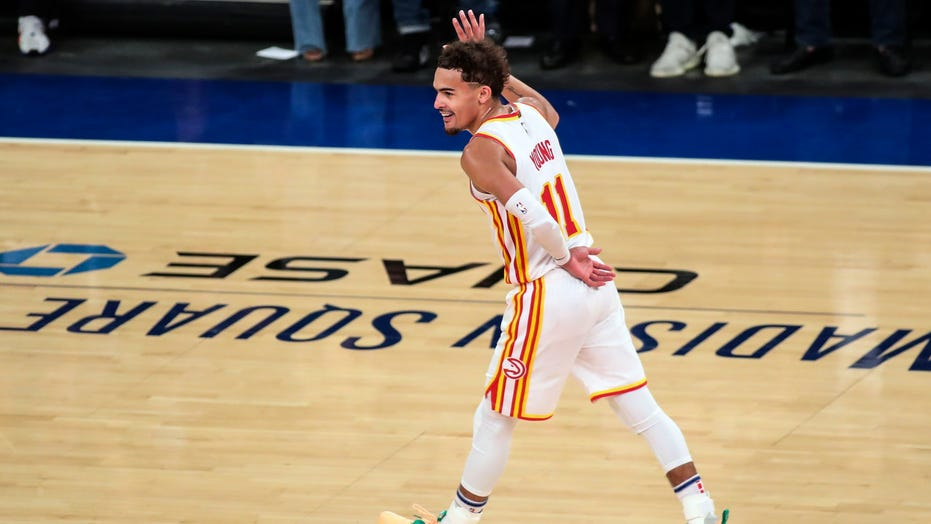With Young built for playoffs, Hawks soar into second round