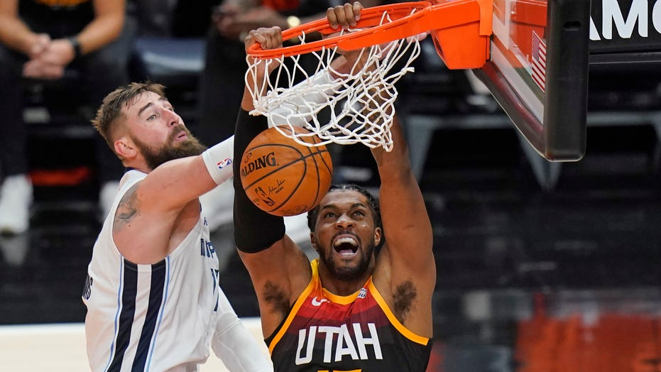 Jazz take care of Grizzlies, turn attention to Round 2