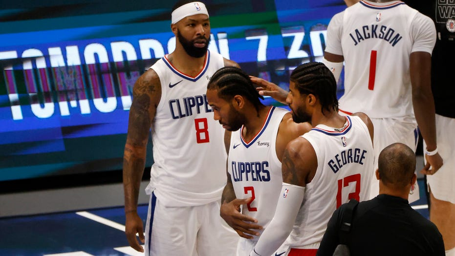 Clippers beat Mavs 104-97, force Game 7 in another road win