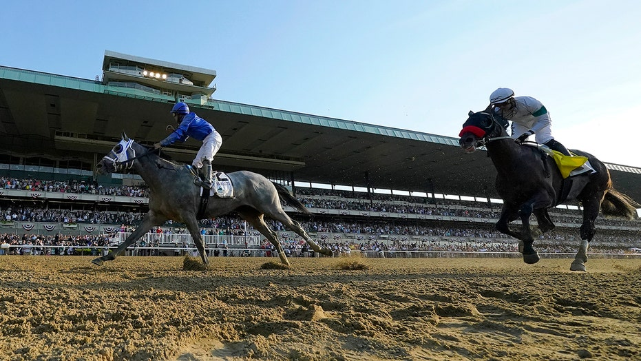 Essential Quality probably tops in Triple Crown gray area