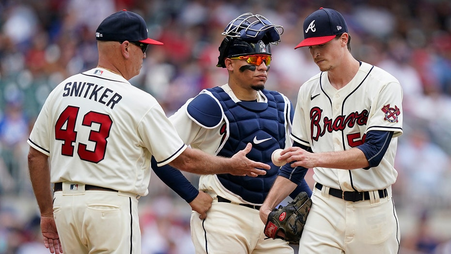Max Fried beats Bauer 4-2, Braves take 2 of 3 from Dodgers