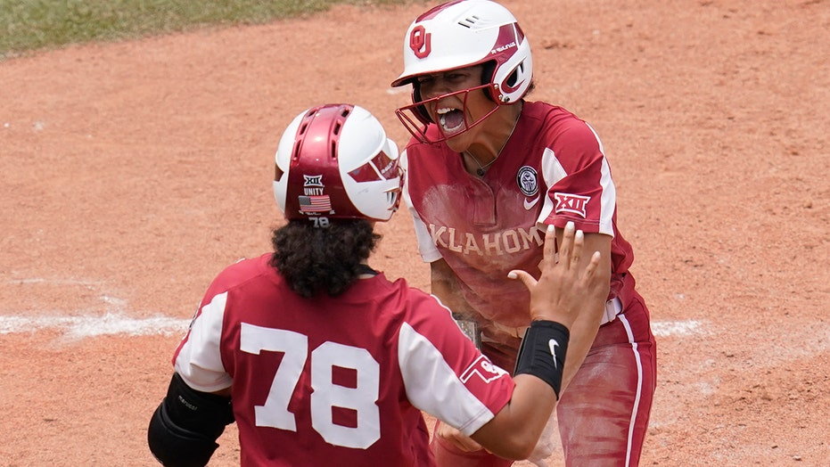 Oklahoma tops James Madison; rematch to decide WCWS finalist