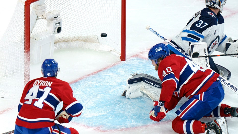 Canadiens rout Jets 5-1 to take 3-0 series lead