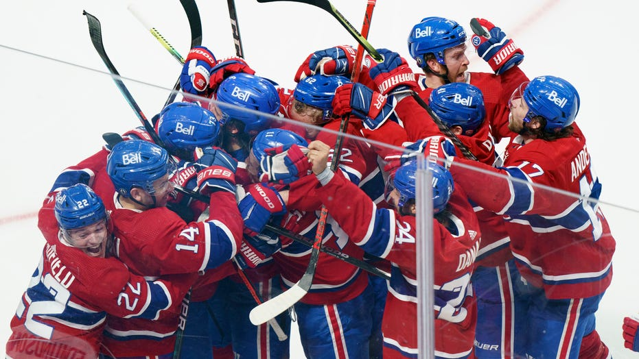 Toffoli's OT goal leads Canadiens to series sweep of Jets