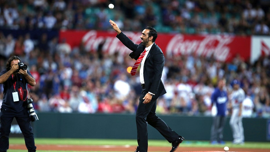 Anti-racism icon Adam Goodes rejects Hall of Fame invitation