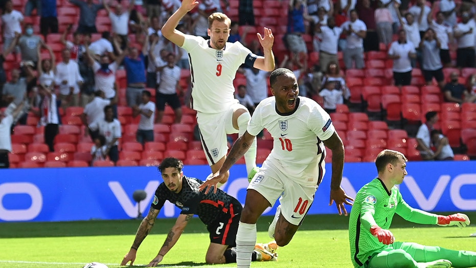 Sterling gives England 1-0 win over Croatia at Euro 2020