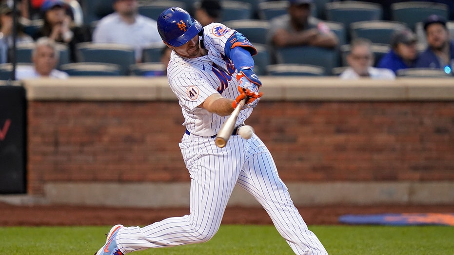 Mets' Alonso joins Angels' Ohtani in All-Star Home Run Derby