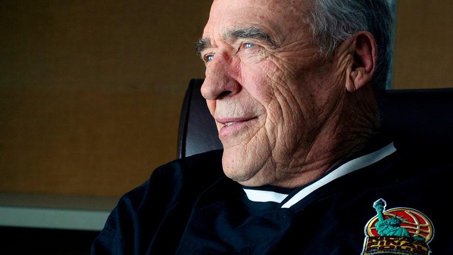 Longtime Mount St. Mary's coach Jim Phelan dies at age 92